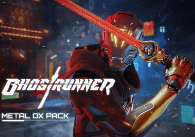 Ghostrunner Gets Free New Content