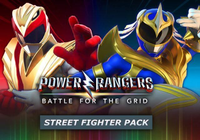 PRBFTG Street Fighter Pack