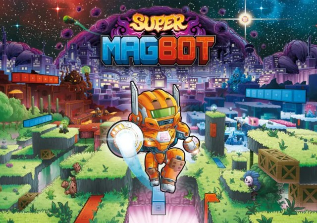Super Magbot