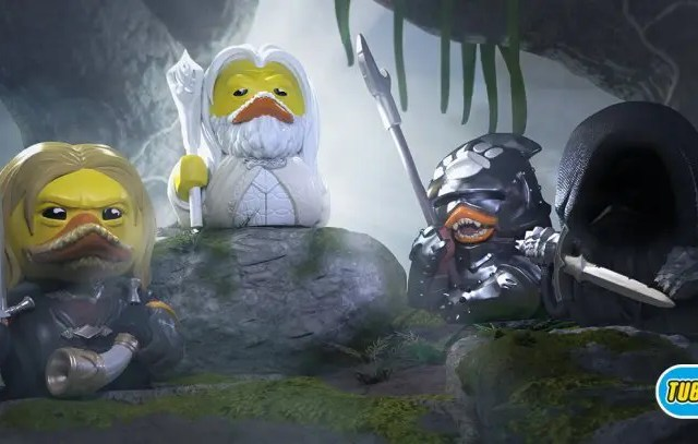 TUBBZ Lord of the Rings Characters
