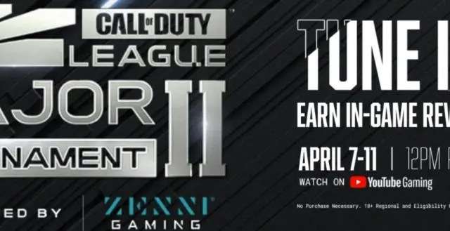 Call of Duty League's Major II