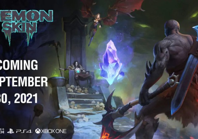 Demon Skin console launch date revealed
