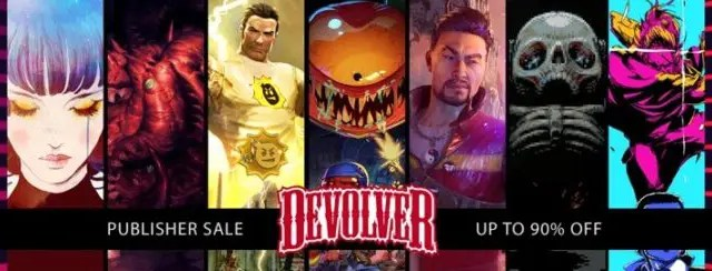 Devolver Digital Publisher Weekend Sets Phasers For Massive Discounts