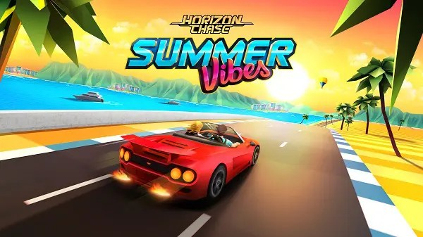 Horizon Chase ,Summer Vibes ,The Cable Guy