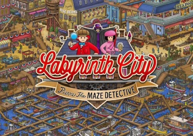 Labyrinth City Pierre the Maze Detective (1)