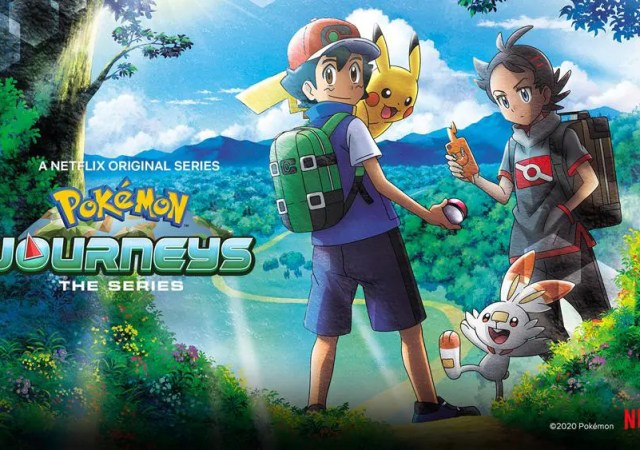 Pokémon Master Journeys The Series