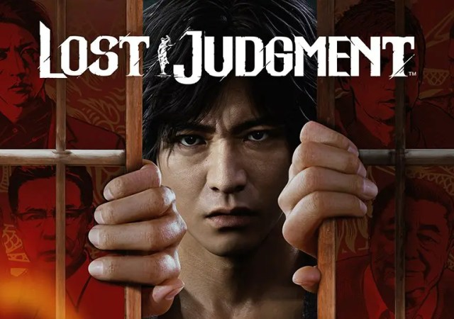 SEGA Announce Lost Judgment