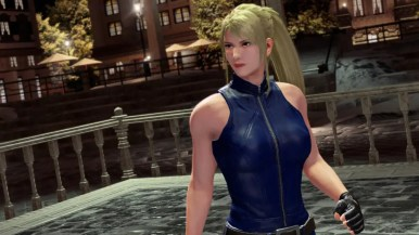 Virtua Fighter 5 Ultimate Showdown - Character Screenshot (Sarah)-25102260ace111e0ee52.59577520