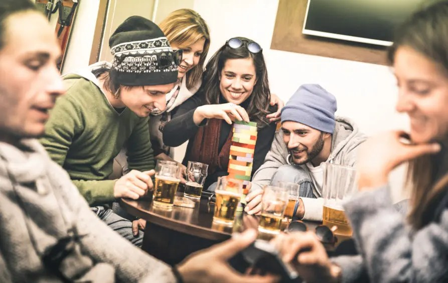 Top 5 Party Games for Friends