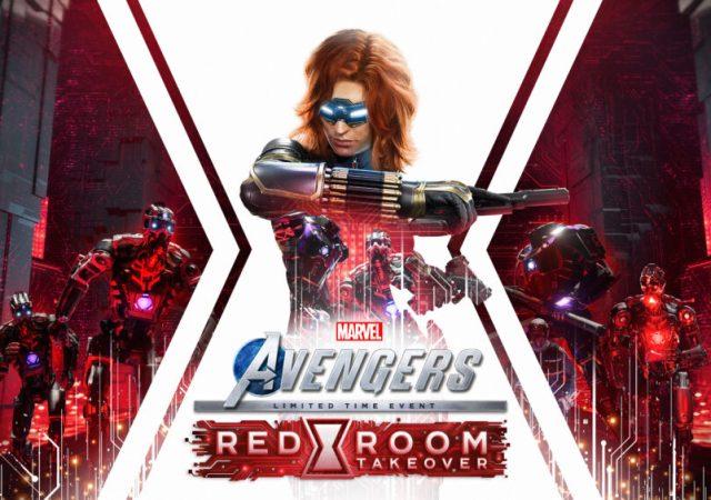 Marvels AvengersRed Room Takeover Event
