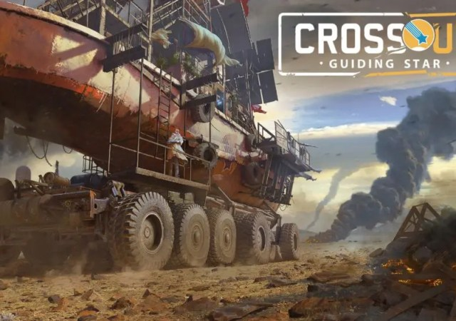 Crossout players prepare for a new war with the Ravagers