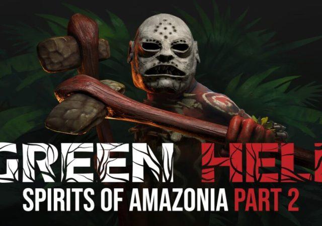 Green Hell Spirits of Amazonia Part 2