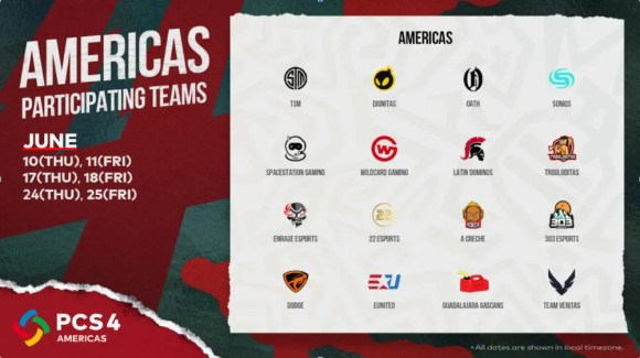 PCS4_Americas_Teams_and_Schedule