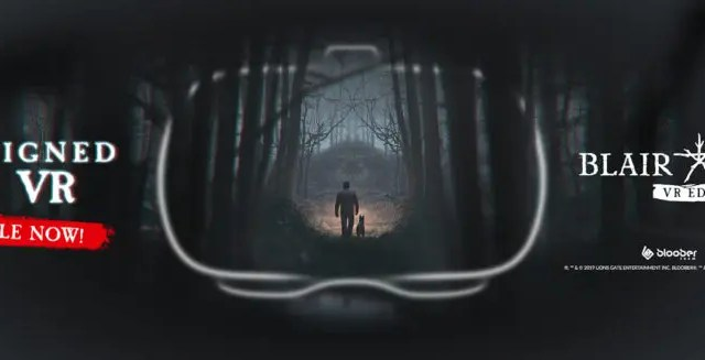 Blair Witch Oculus Rift Edition