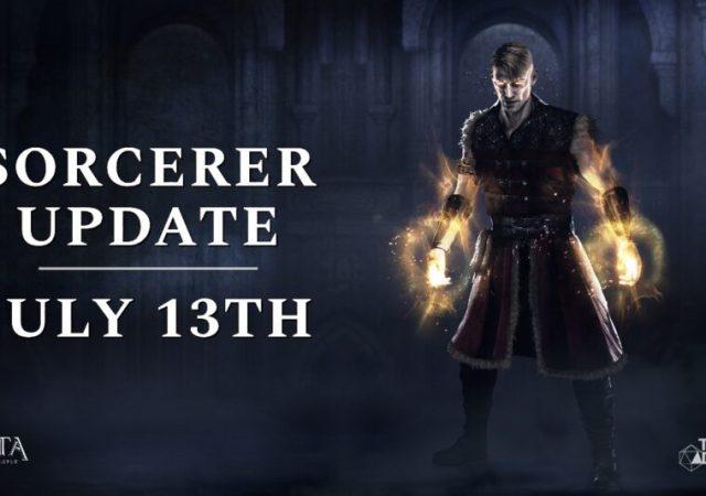 Solasta Crown of the Magister Sorcerer Update