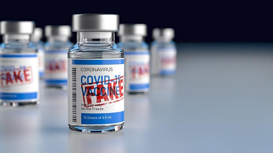 Counterfeit Vaccines