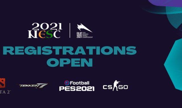 National Esports Championships 2021