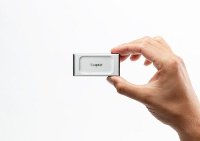 Kingston Digital Announces Pocket-Sized XS2000 Portable SSD
