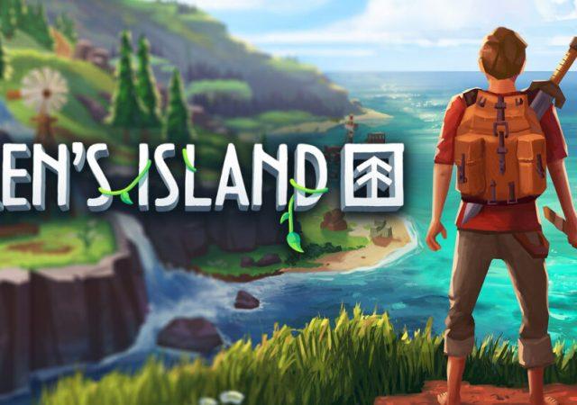 Lens Island