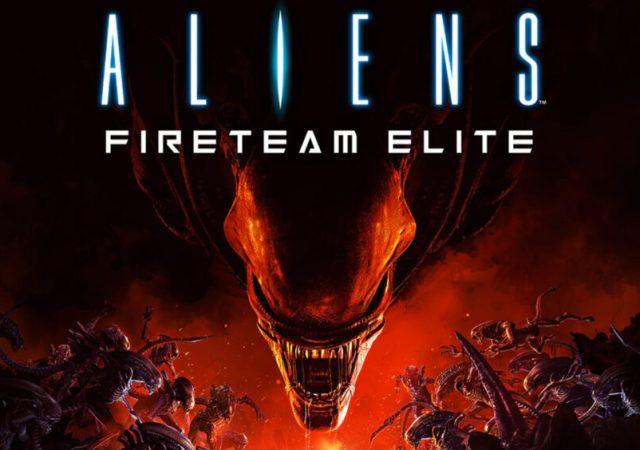 aliens fireteam