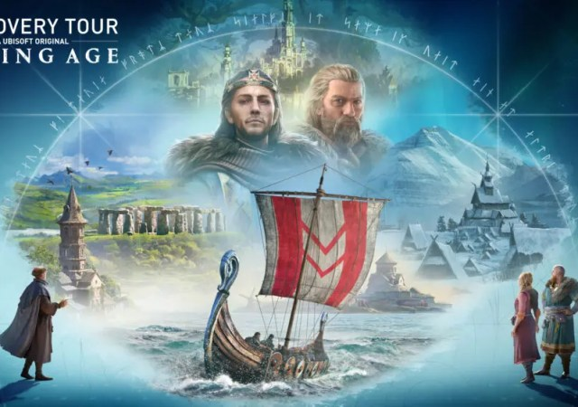Assassins Creed Valhalla Discovery Tour: Viking Age