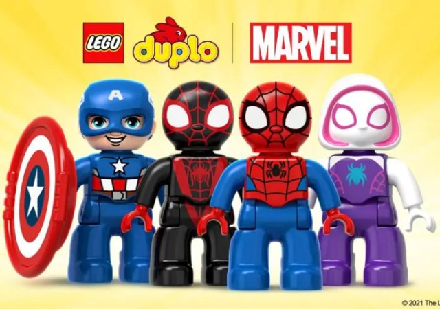 LEGO DUPLO MARVEL