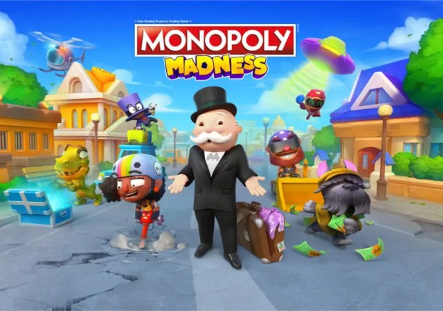 Ubisoft announce MONOPOLY Madness