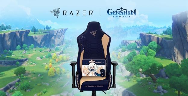 Razer Partner with Genshin Impact