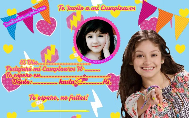 Invitaciones-de-cumpleanos-de-Soy-Luna-con-foto-tarjetas-de-Soy-Luna-para-cumpleaños-invitaciones-de-cumpleanos-infantiles-con-foto