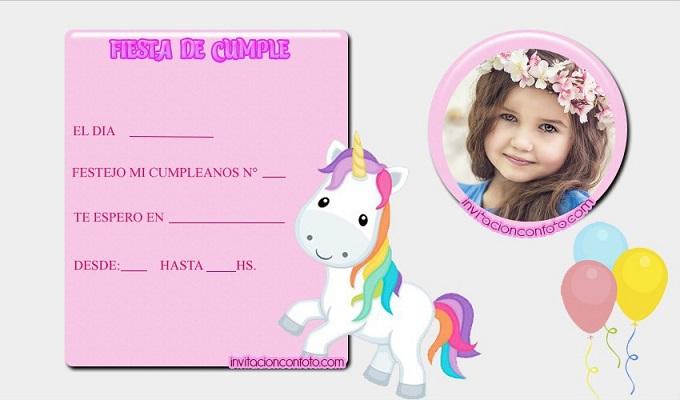 Tarjetas-de-Unicornios-cumpleaños-invitaciones-cumpleaños-unicornios