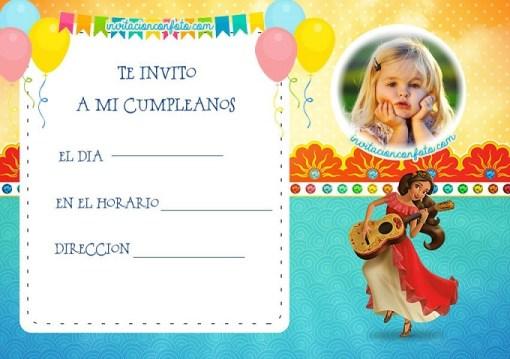 Tarjetas de Cumpleaños infantiles con Foto