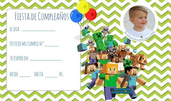 fotomontajes invitaciones de cumpleanos