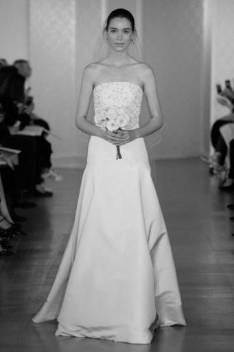 1 Oscar de la Renta Bridal Week NY Primavera 2017 B&N