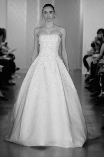 8 Oscar de la Renta Bridal Week NY Primavera 2017 B&N