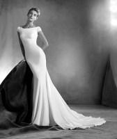 Vestido de novia modelo Edrey de Pronovias Atelier 2017