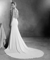 Vestido de novia modelo Emmett de Pronovias Atelier 2017