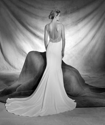 Vestido de novia modelo Orsola de Pronovias 2017