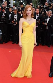 Jessica Chastain en Cannes 2016