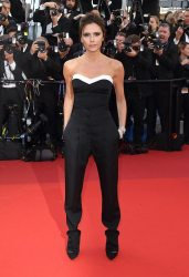 Victoria Beckham en Cannes 2016