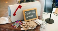 Libro de firmas buzon y puzzles