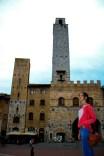 Plaza San Gimignano