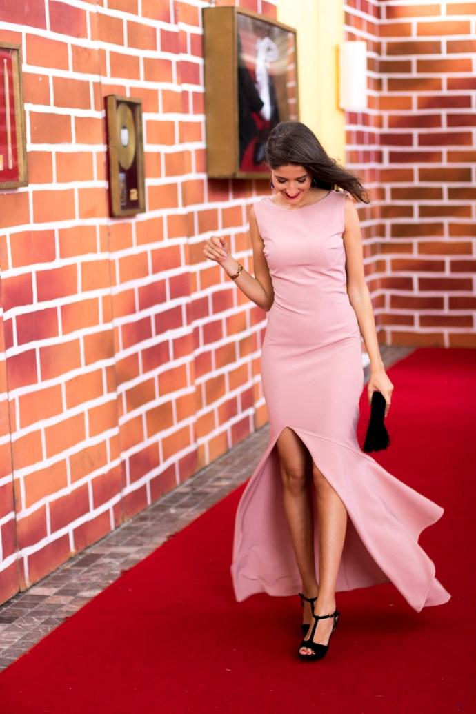 La invitada del vestido de neopreno | Invitada Perfecta