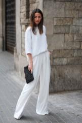Consejos para vestir en una comuni n look de invitada invitada perfecta - Lino 5 metre de large ...