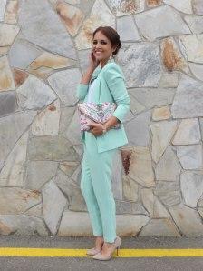 Look comunión conjunto pantalón Paula