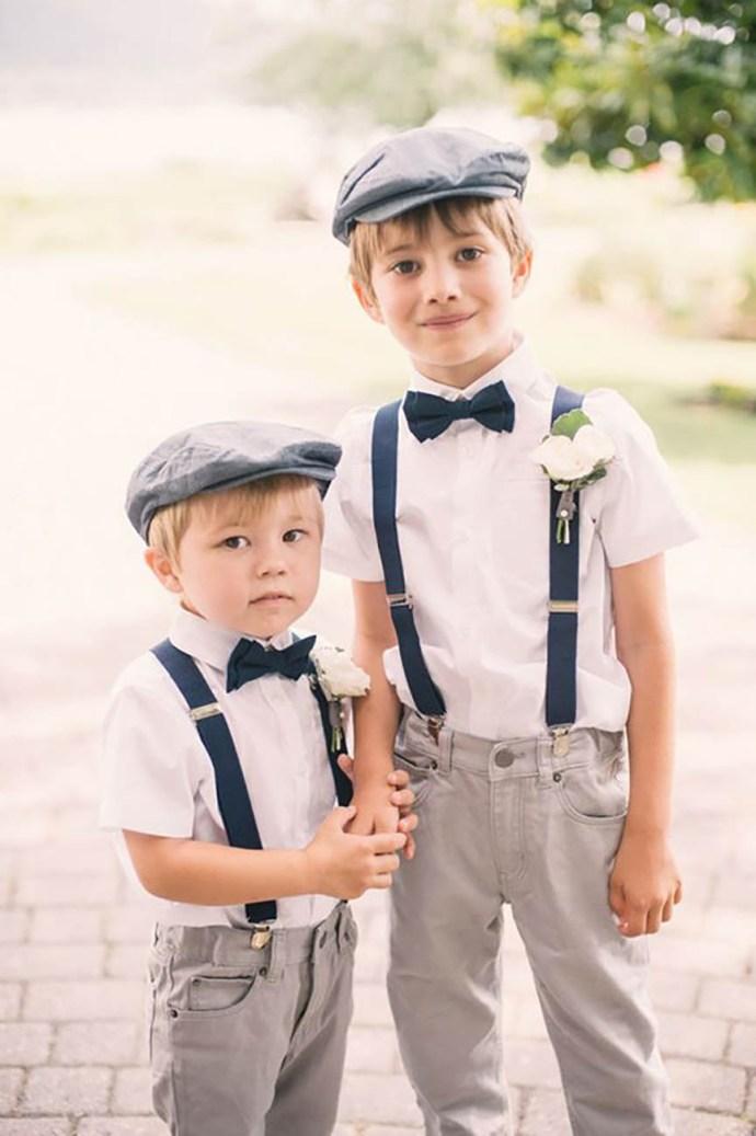 Mini invitados perfectos: Vestidos y conjuntos para niños | Invitada ...