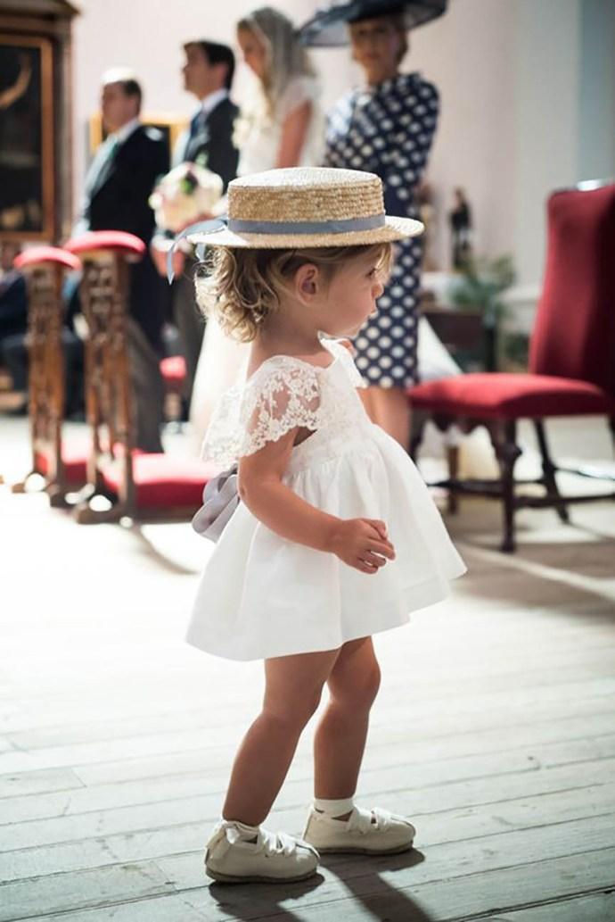 Niños de arras o pajes de boda