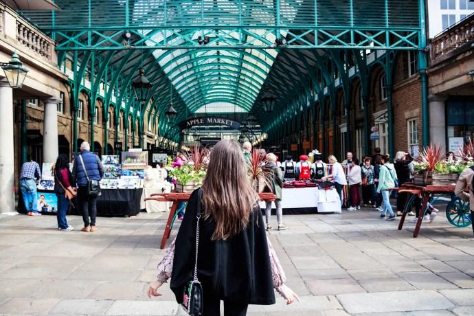 Viaje a Londres Sandra Travels Waynabox Covert Garden