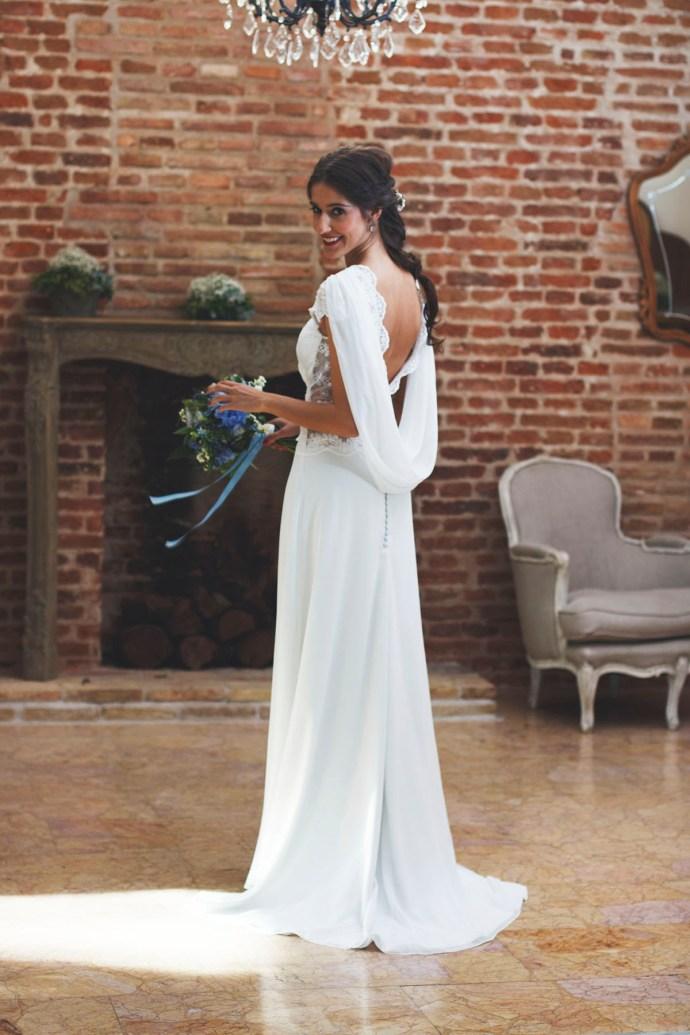 vestidos de novia hebreos