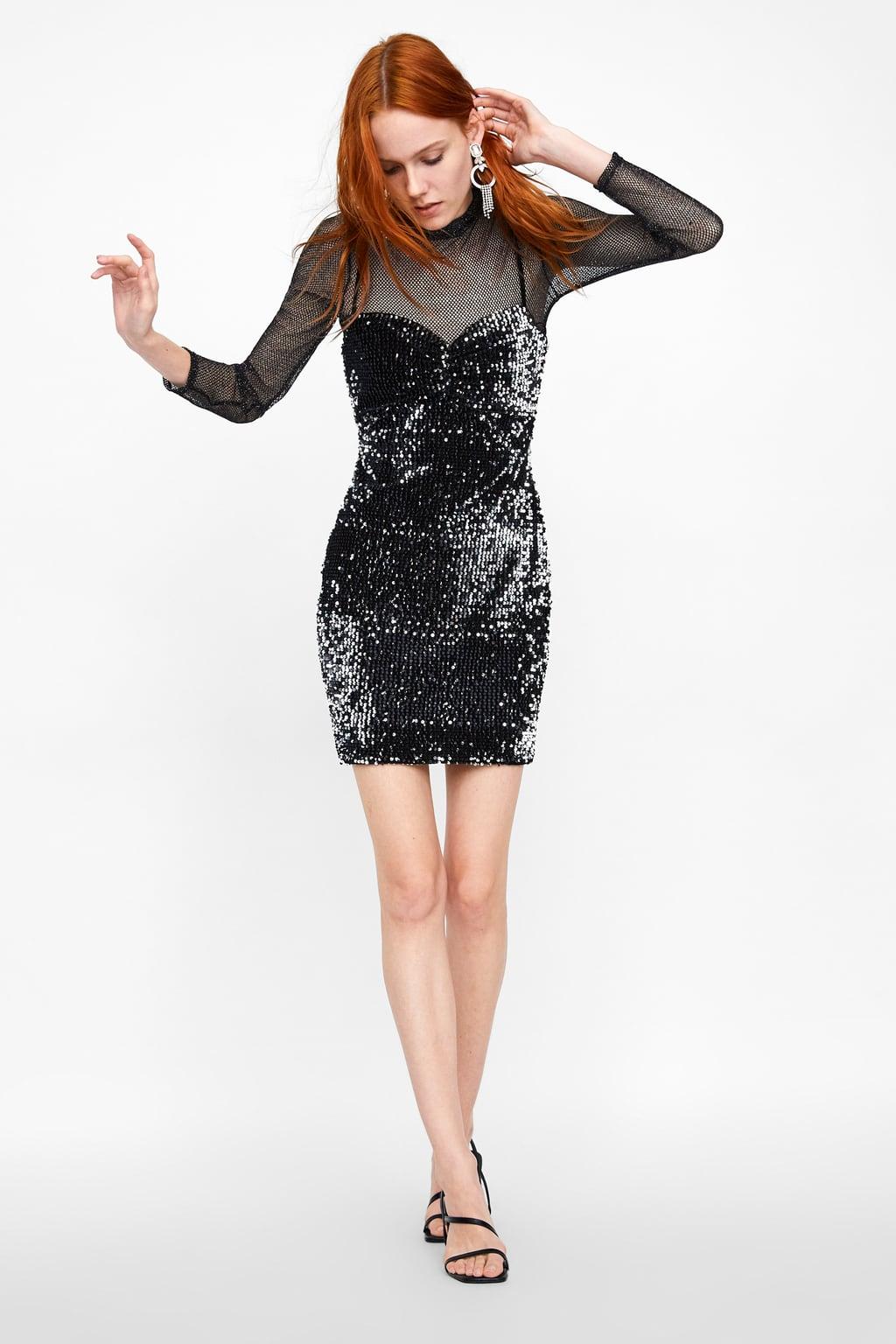 online buscar nuevo concepto Vestido nochevieja Zara 3 – Invitada Perfecta by Sandra