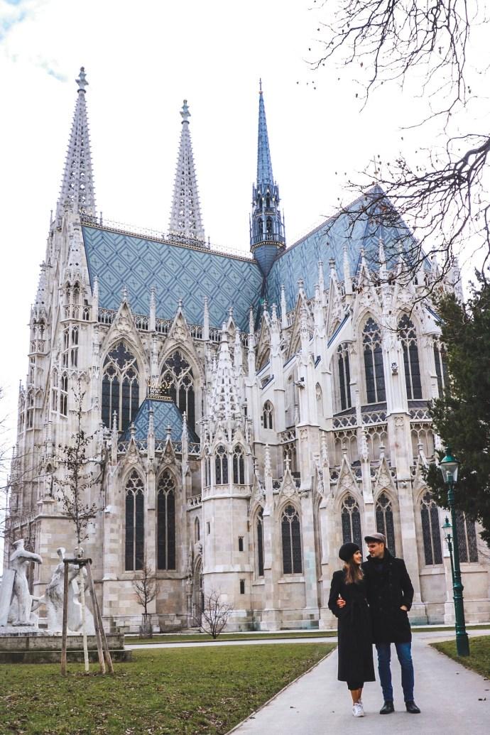 iglesia votiva viena